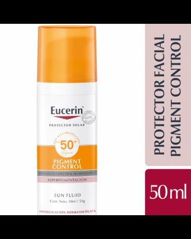 Eucerin Sun Pigment Control FPS50+ Eucerin - 1