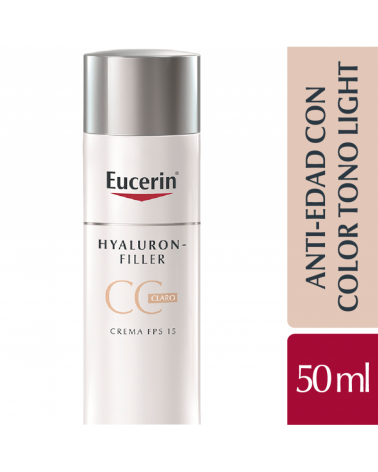 Hyaluron Filler CC Cream Light Eucerin - 1