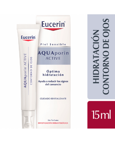 Eucerin Aquaporin Active Contorno de Ojos 15ml Eucerin - 1