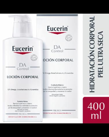 Eucerin Da Control Loción Corporal 400 Ml Eucerin - 1