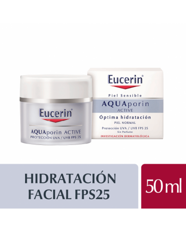 Eucerin Aquaporin Active UVA/B FPS25 50ml Eucerin - 1