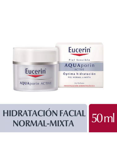 Eucerin Aquaporin Active Piel Normal-Mixta 50Ml Eucerin - 1