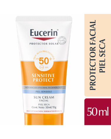 Eucerin Sun Face Crema FPS 50+50 ml Eucerin - 1