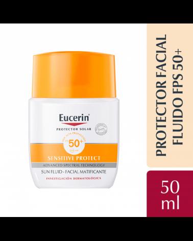 Eucerin Sun Face Fluido Matificante FPS 50+ 50 ml Eucerin - 1
