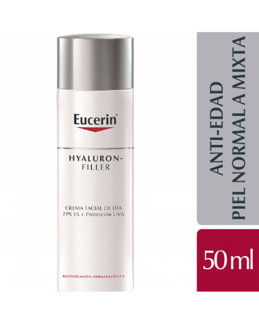 Eucerin Hyaluron-Filler Día Piel Nor a mixta 50ml Eucerin - 1