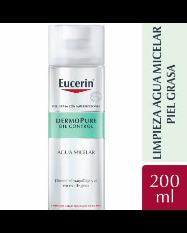 Eucerin Dermopure Oil Control Agua Micelar 200Ml Eucerin - 1