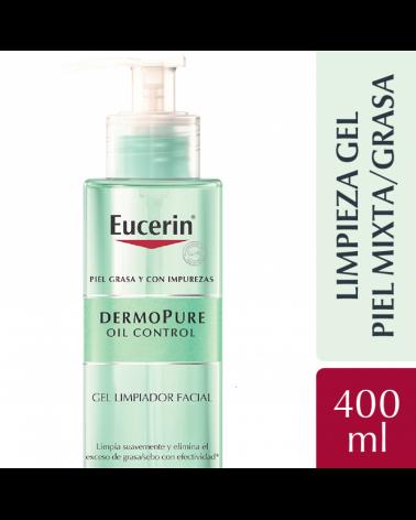 Eucerin Dermopure Oil Control Gel Limpiador 400Ml Eucerin - 1