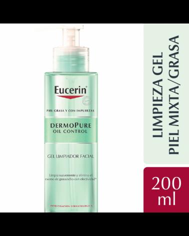 Dermopure Oil Control Gel De Limpieza Eucerin - 1