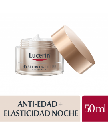 Hyaluron Filler + Elasticity Noche Eucerin - 1