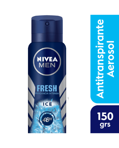 NIVEA MEN  Men DESODORANTE Spray Fresh Ice 150ml Nivea - 1