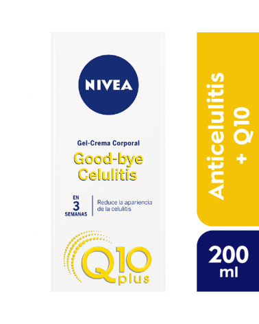 Nivea  Body - Gel Crema Good-Bye Celulitis 200Ml. Nivea - 1