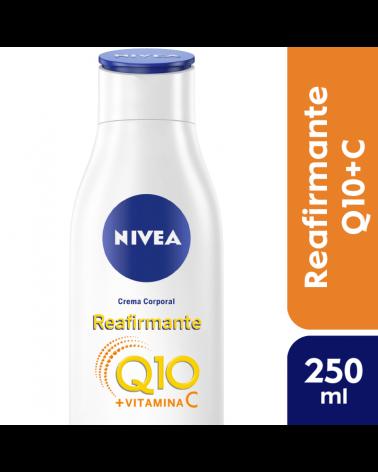 Nivea  Body - Hidratante Reafirmante Q10 Plus 250 Ml. Nivea - 1