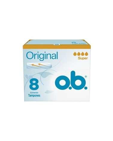 Tampones O.B.® Originales Super X 8Un. O.B. - 1