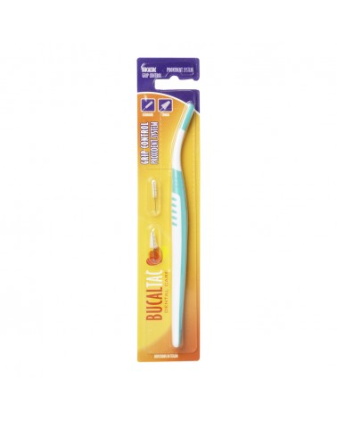 BUCAL TAC Mango Interdental Grip Control Proxident x 1 + 2 u. Repuestos BUCAL TAC - 1