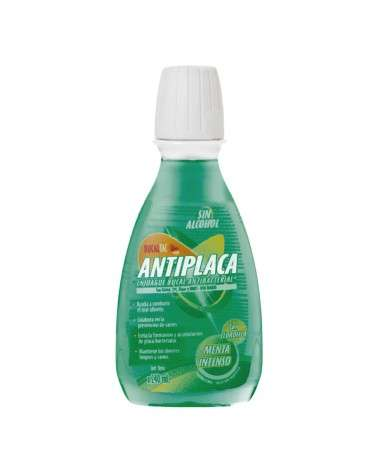 BUCAL TAC ANTIPLACA MENTA 240 ML ENJ BUC BUCAL TAC - 1