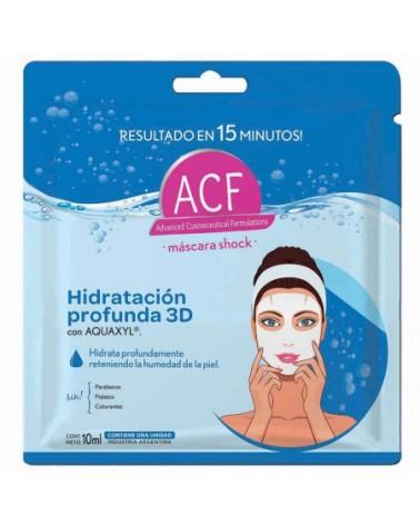 ACF MASCARA SHOCK HIDRATANTE PROFUNDA ACF - 1