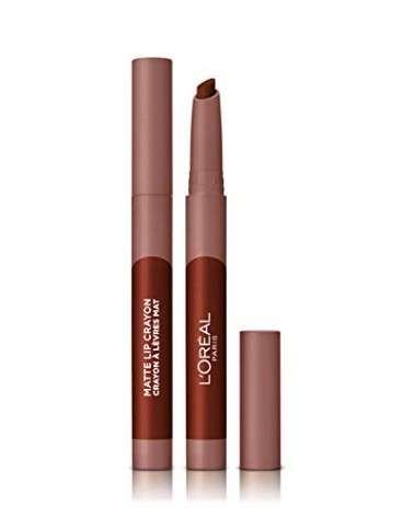 L'Oreal Labiales Crayon Lip Matte 109 FLIRTY TOFFL L'Oréal - 1
