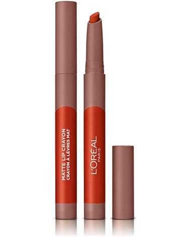 L'Oreal Labiales Crayon Lip Matte  106 MON CINNAMO L'Oréal - 1
