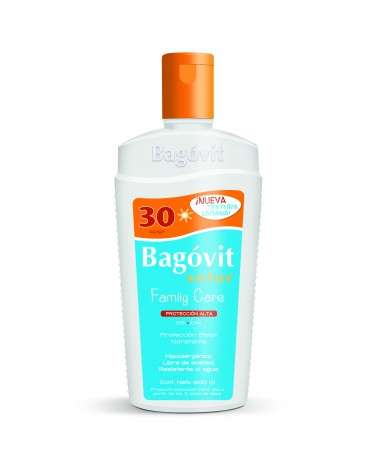 BAGOVIT SOLAR FAMILY CARENE FPS30 EMU 200 ML Bagovit - 1
