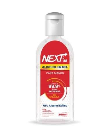 Next AB Alcohol en Gel x 200 ml Next AB - 1