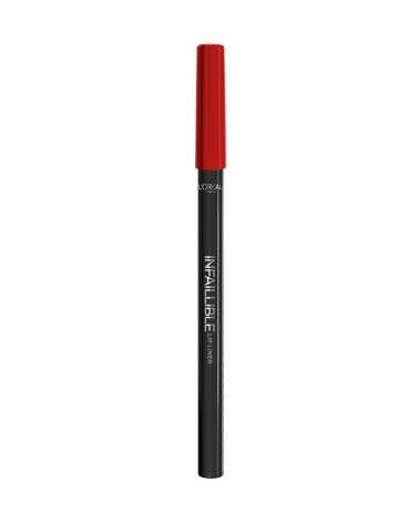 L'OREAL INFAILLIBLE DELINEADOR LABIAL 105 RED FICTION L'Oréal - 1