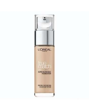L'Oreal TRUE MATCH Foundation 1 IVOIRE L'Oréal - 1