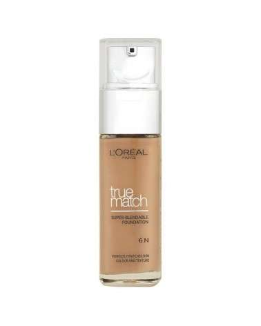 L'Oreal TRUE MATCH Foundation 6 MIEL/HONEY L'Oréal - 1