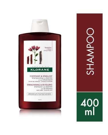 Klorane Shampoo Quinine (Caída Del Cabello) X 400Ml Klorane - 1