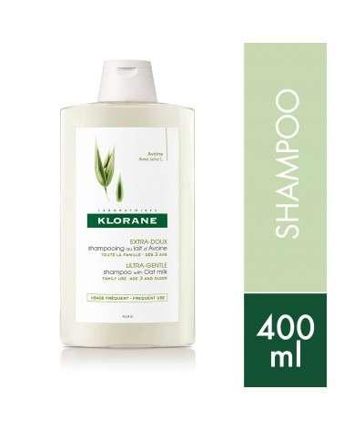 Klorane Shampoo A La Leche De Avena X400Ml Klorane - 1