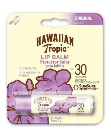 Hawaiian Tropic Labial Original Coconut Spf30 Hawaiian Tropic - 1