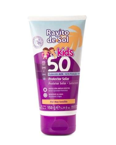Rayito De Sol Protector Solar Kids Fps 50 X 150G Rayito de Sol - 1