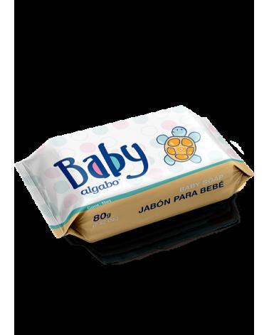 ALGABO BABY JABON X 80GRS ALGABO - 1