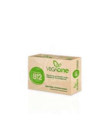 Vegaone - Vitamina B12 X30 Comprimidos  - 1