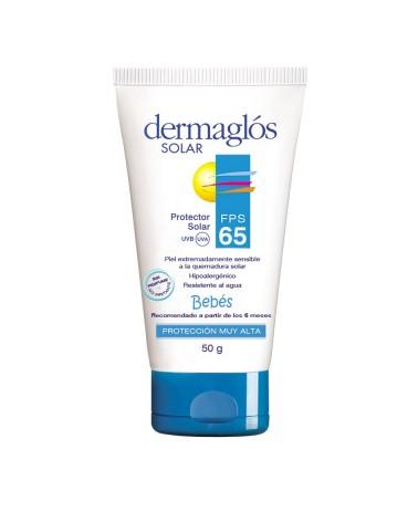 Dermaglós Solar F65 Bebés Crema 50G Dermaglós - 1
