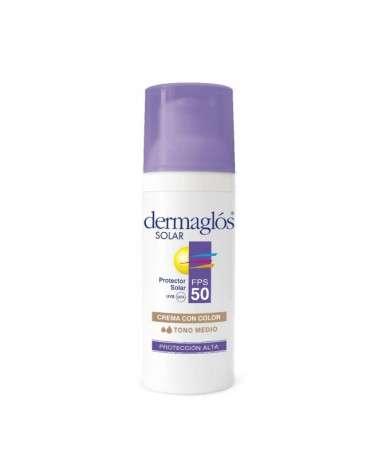 Dermaglós Solar F50 F. Dermo Tm Cr 50 Gr Dermaglós - 1