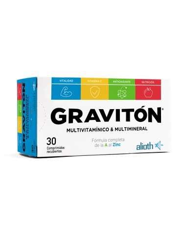 Gravitón Multivitamínico & Multimineral En Comprimidos X30  - 1