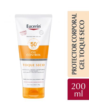 Eucerin Sun Toque Seco Corporal Fps 50+ Eucerin - 1