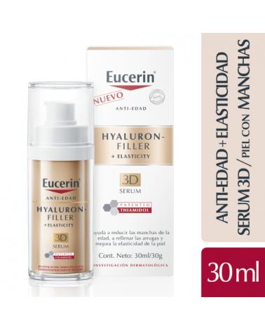 EUCERIN - HYALURON FILLER + ELASTICITY 3D SERUM 30ML Eucerin - 2