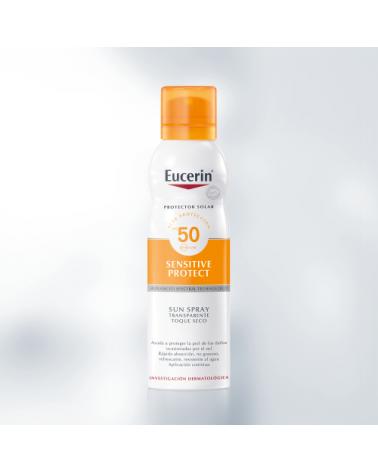 Eucerin Sun Body Spray Toque Seco FPS 50 200ml Eucerin - 2