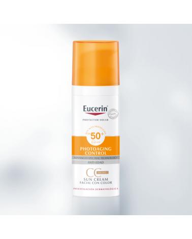 Eucerin Sun CC Cream FPS 50+ Eucerin - 2