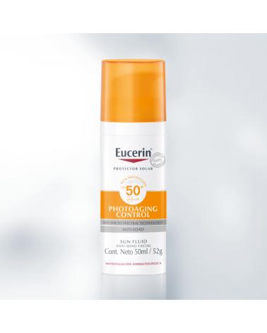 Eucerin Sun Fluido Antiedad Fps 50 Eucerin - 2