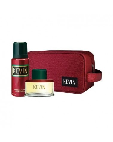 NECESER   KEVIN (EDT x 60 ML. C/VAP. Y DEO. x 150) Kevin - 1