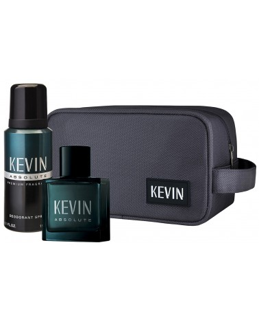 NECESER   KEVIN ABSOLUTE (EDT x 60.C/VAP. Y DEO. x 150) Kevin - 1