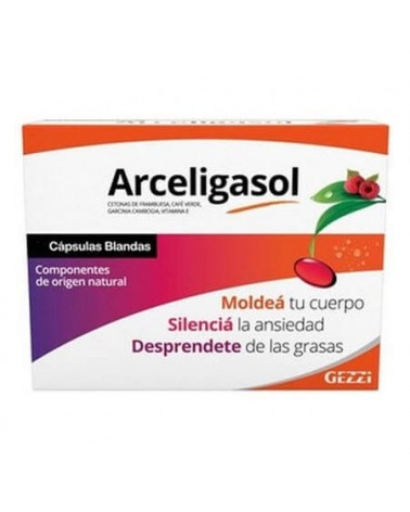 Arceligasol X 30 Capsulas Blandas  - 1