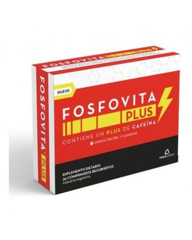 Fosfovita Plus X 30 Comp  - 1