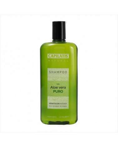 Capilatis Shampoo Aloe Vera Organico X420Ml  - 1