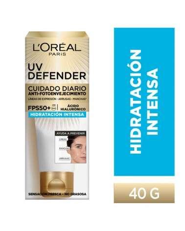 L'Oreal Uv Defender Hydrating Fps+50 40G  - 1