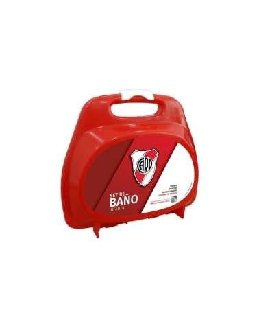 Valija Set De Baño River Plate Jactans - 1