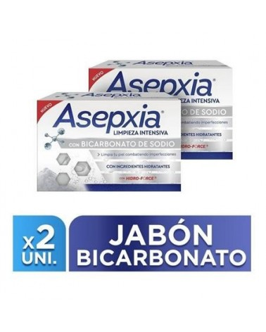 Asepxia Jb Bicarbonato 100G Promo 2 X 1 Asepxia - 1