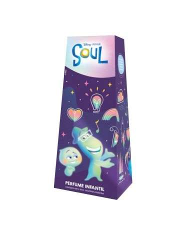 Disney Perf Infantil Soul X 50Ml Disney - 1